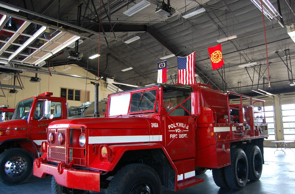 Polkville Fire Department