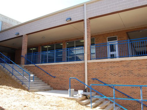 McDowell HS Addition